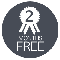 2 Months Free