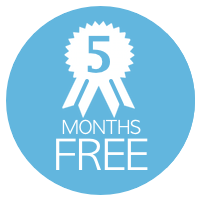 5 Free Months