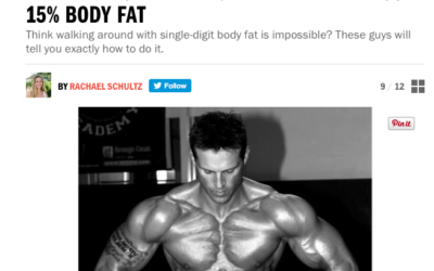 11 TRAINERS REVEAL HOW THEY MAINTAIN SUB-15% BODY FAT – Men's Fitness