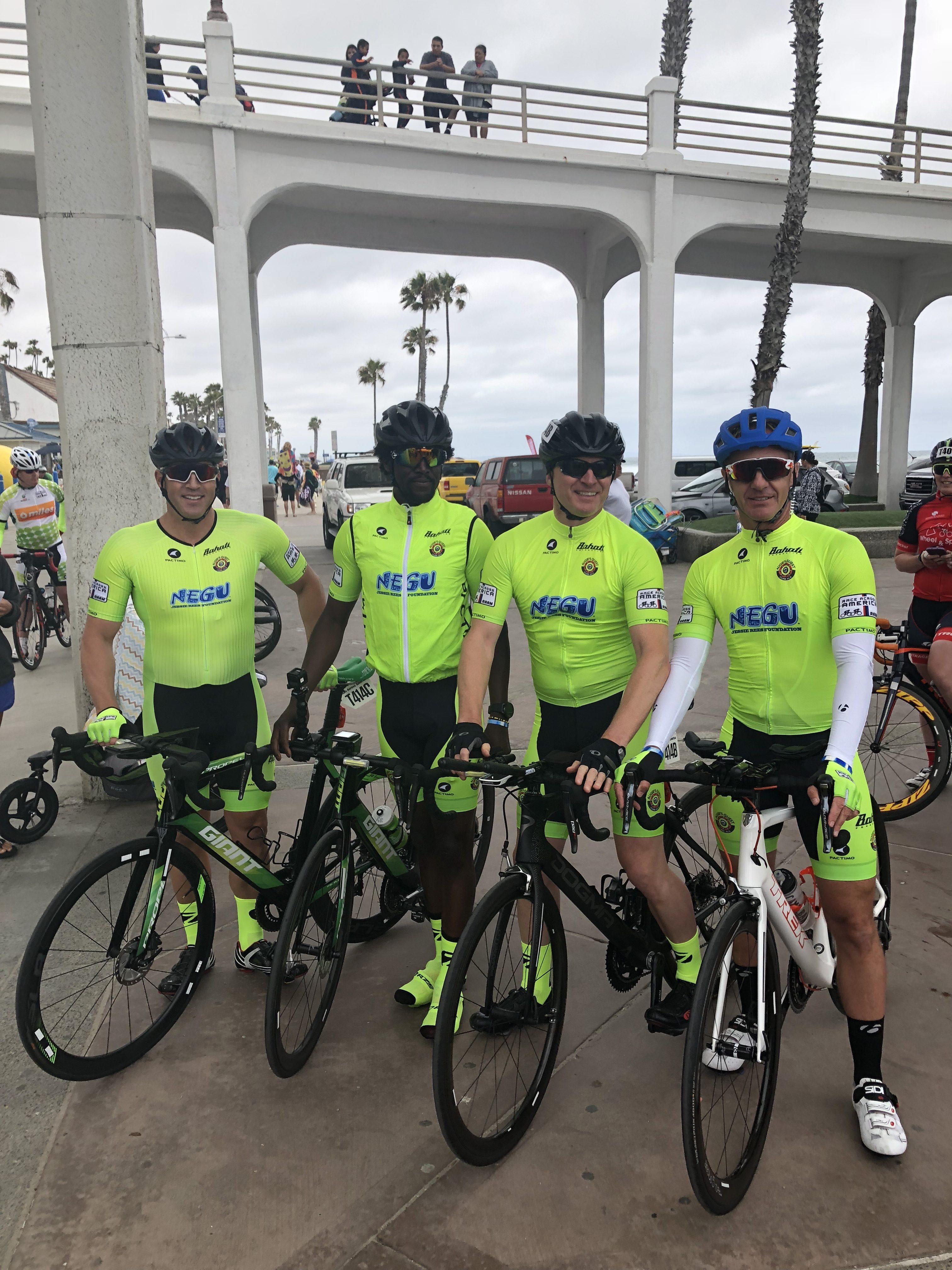Team NEGU Riders